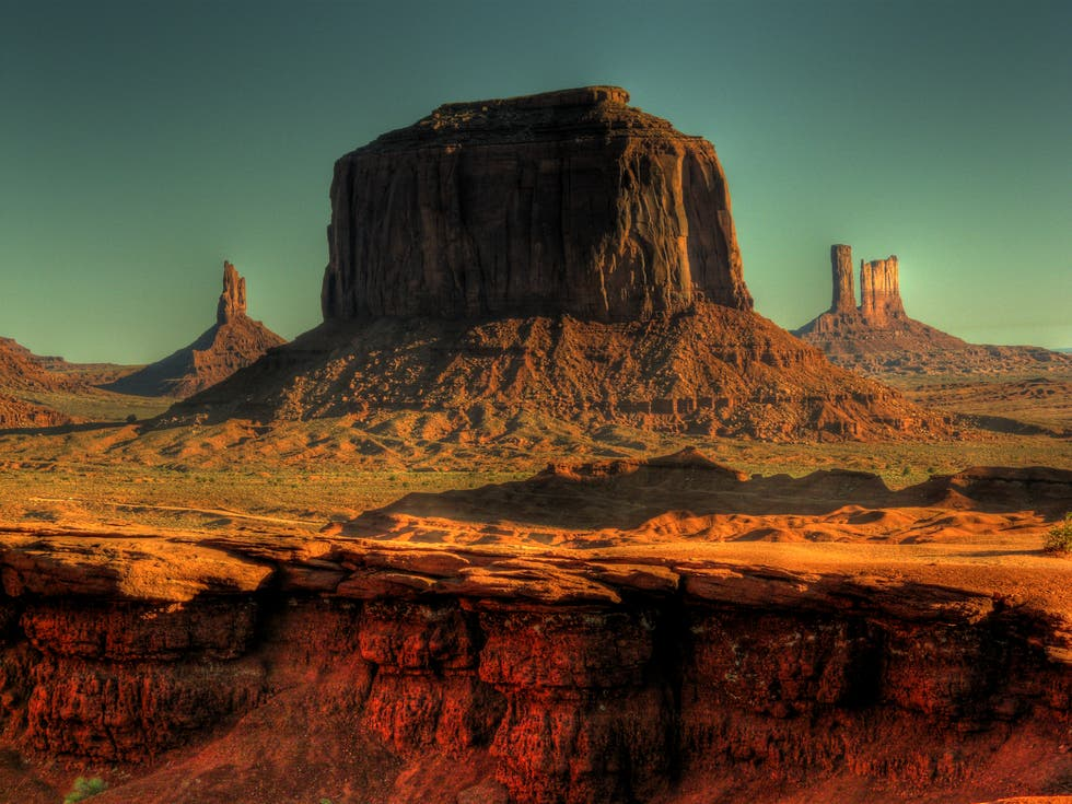 Vila em Monument Valley Gouldings
