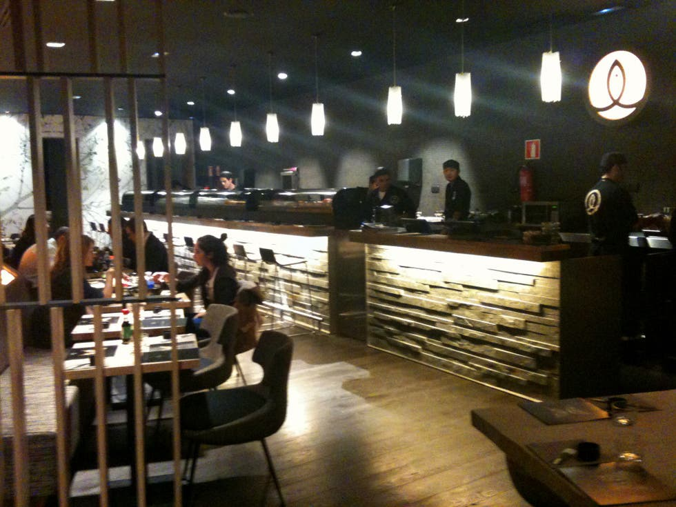 Fotos de sushi shop madrid im genes - Restaurante tokio madrid ...