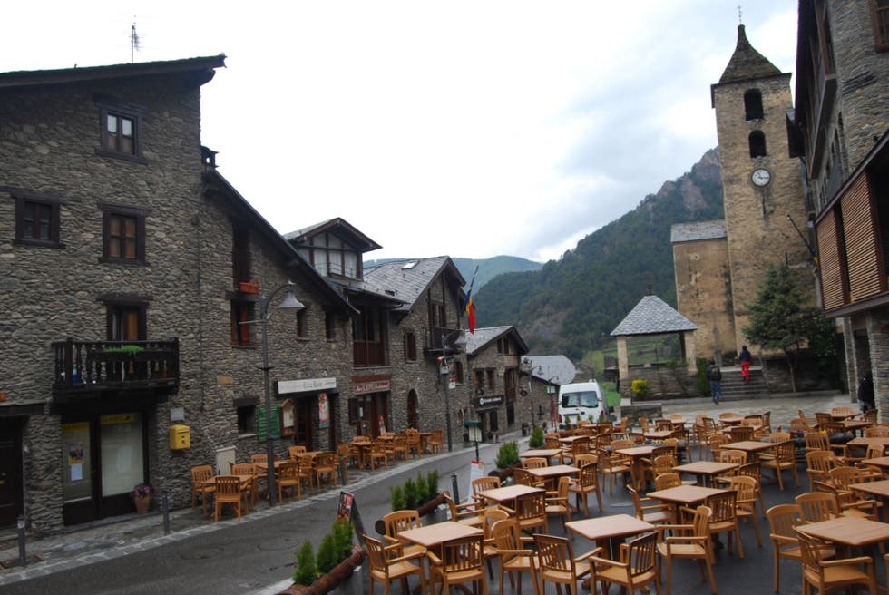 Barrio en Ordino
