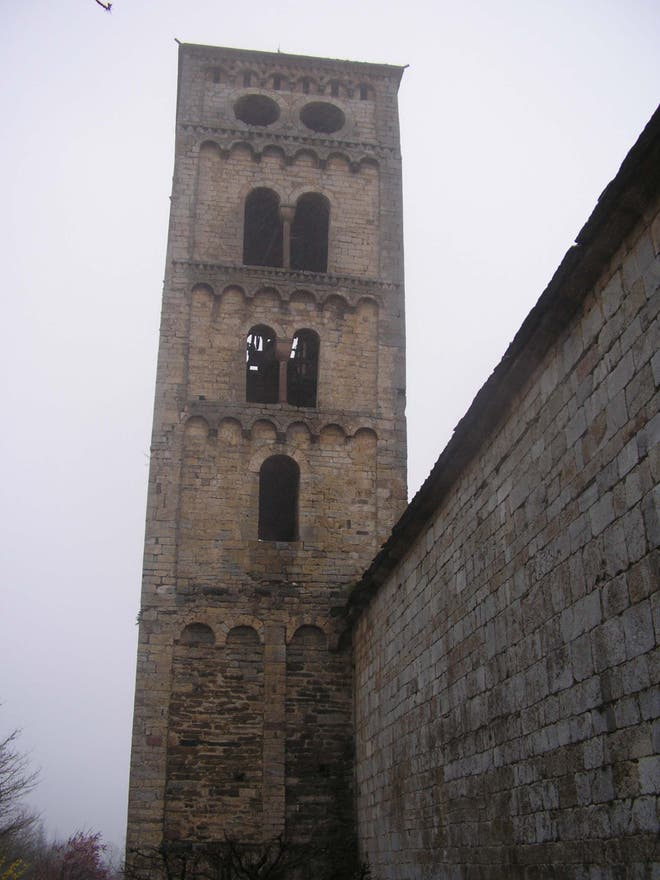 Tower in Molló
