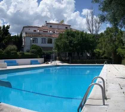 Vacation in Prado del Rey
