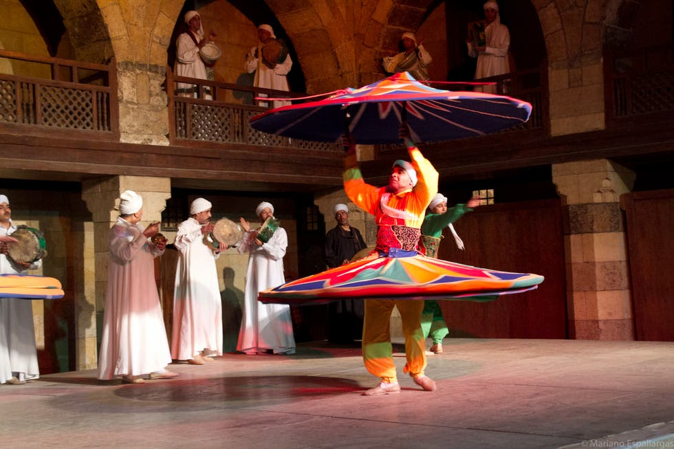 Baile en Wekalet el Ghouri Arts Center