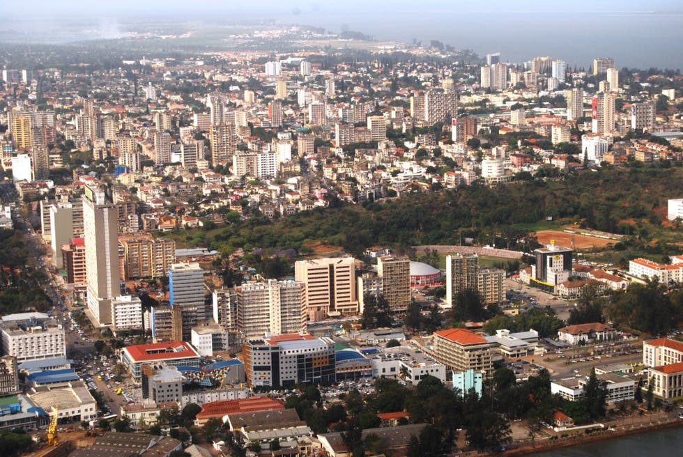 City in Mozambique