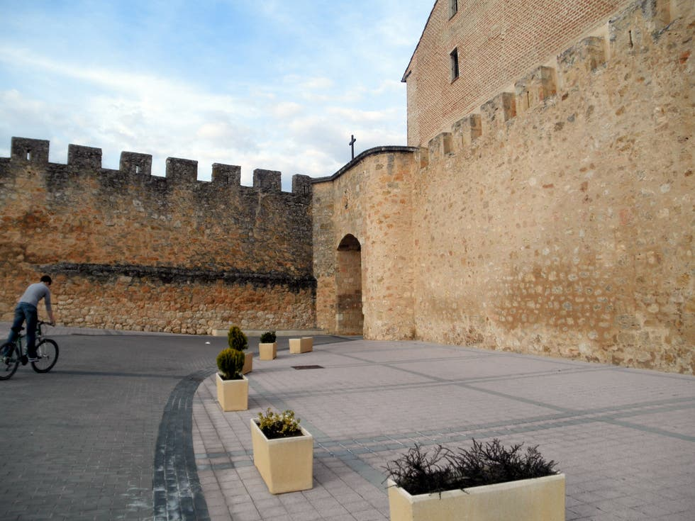 Patio en Muralla
