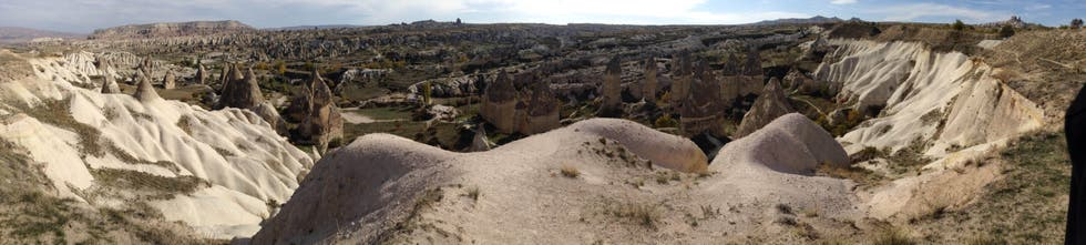 Montículo en Mirador de Göreme - Sunset Point