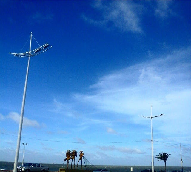 Cielo en Avenida Litorânea
