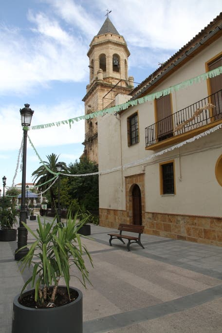 Town in Mancha Real