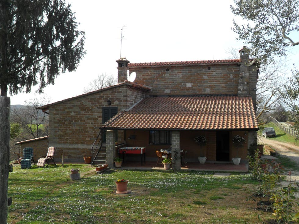 House in Canale Monterano