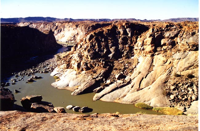 Wilderness in Northern Cape