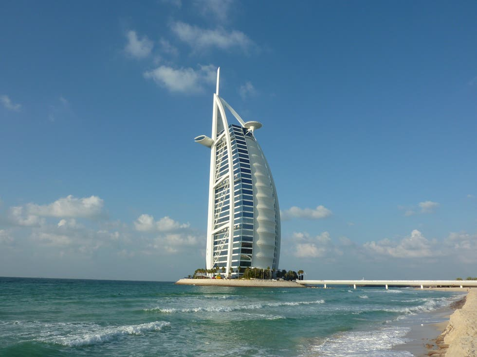 burj al arab hotel photos of dubai city images and photos 11234
