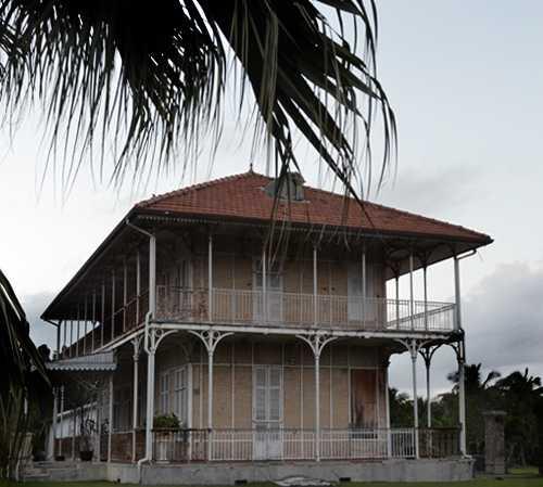 House in Le Moule