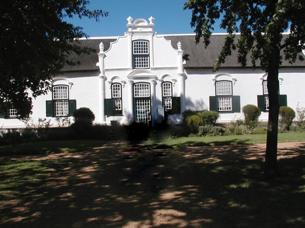 Casa en Cape Winelands