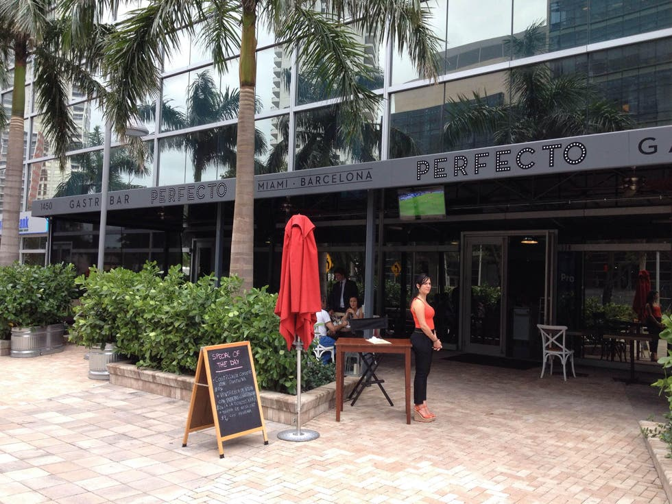 Plaza en Perfecto Miami