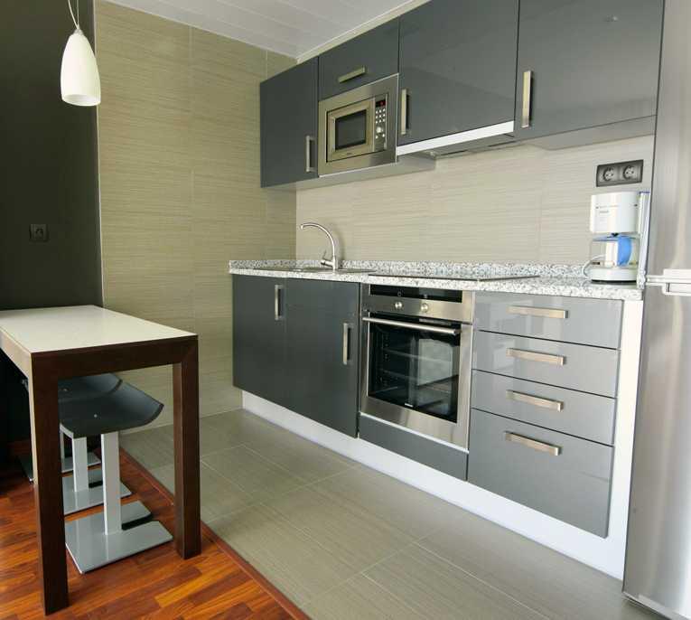 Fotos de cocina en ah san ferm n pamplona burlada 1028431 for Mundo mueble pamplona