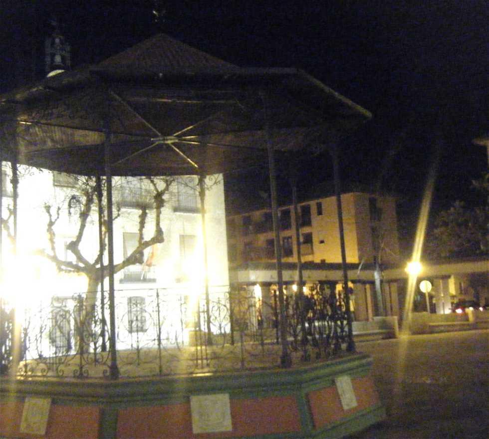 Edificio deportivo en Plaza del Real