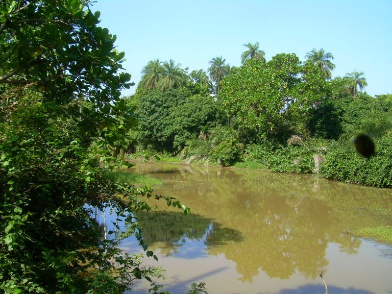 Body Of Water in Sere Kunda Nding
