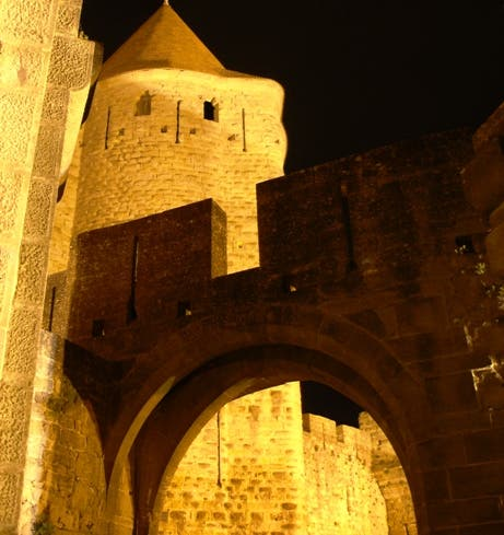 Yellow in Carcassonne