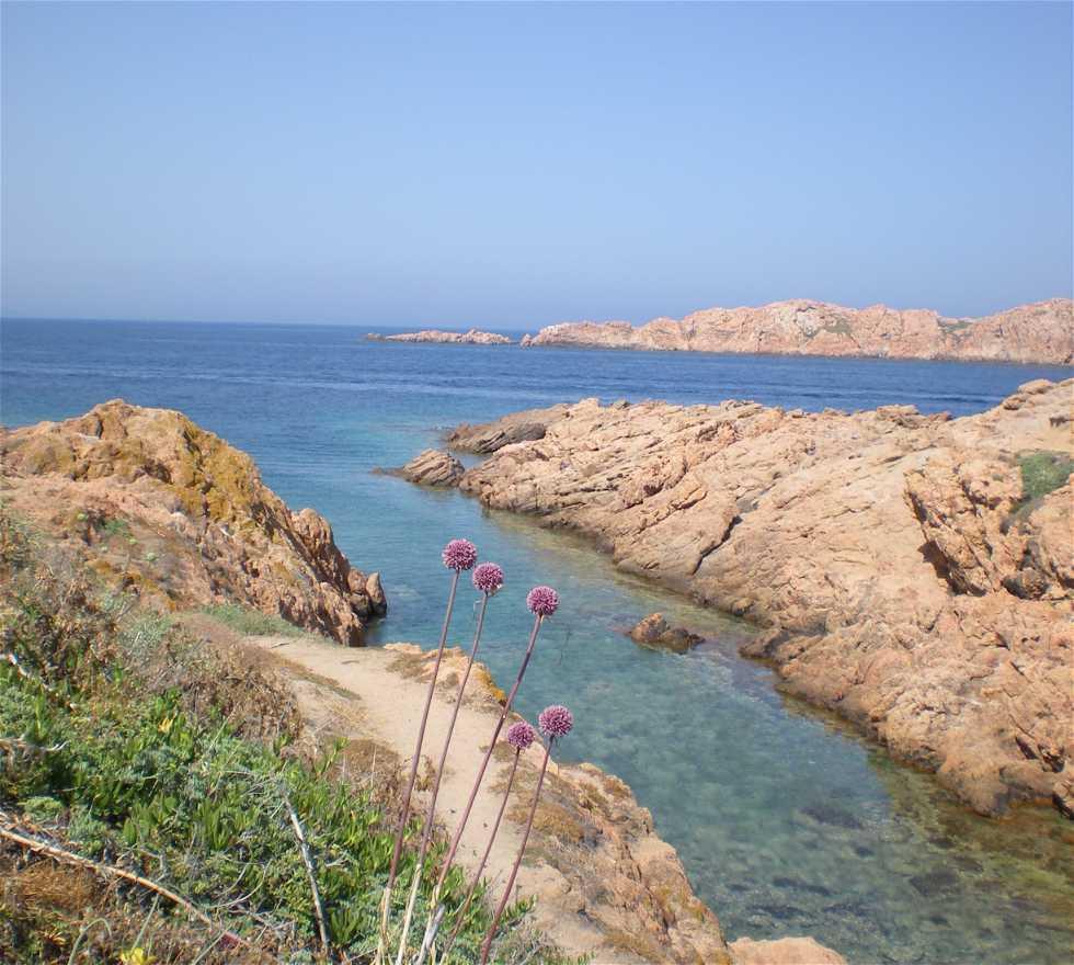 Cala en Isola Rossa