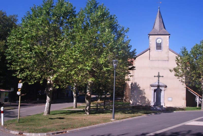 Church in Boudrac