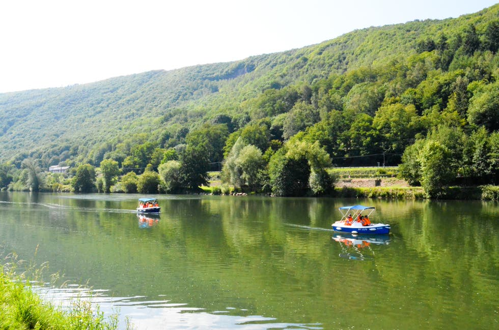 Boating in Vireux-Wallerand
