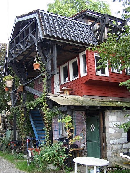 Edificio en Christiania
