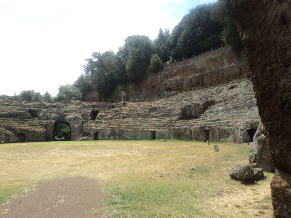 Ancient History in Sutri