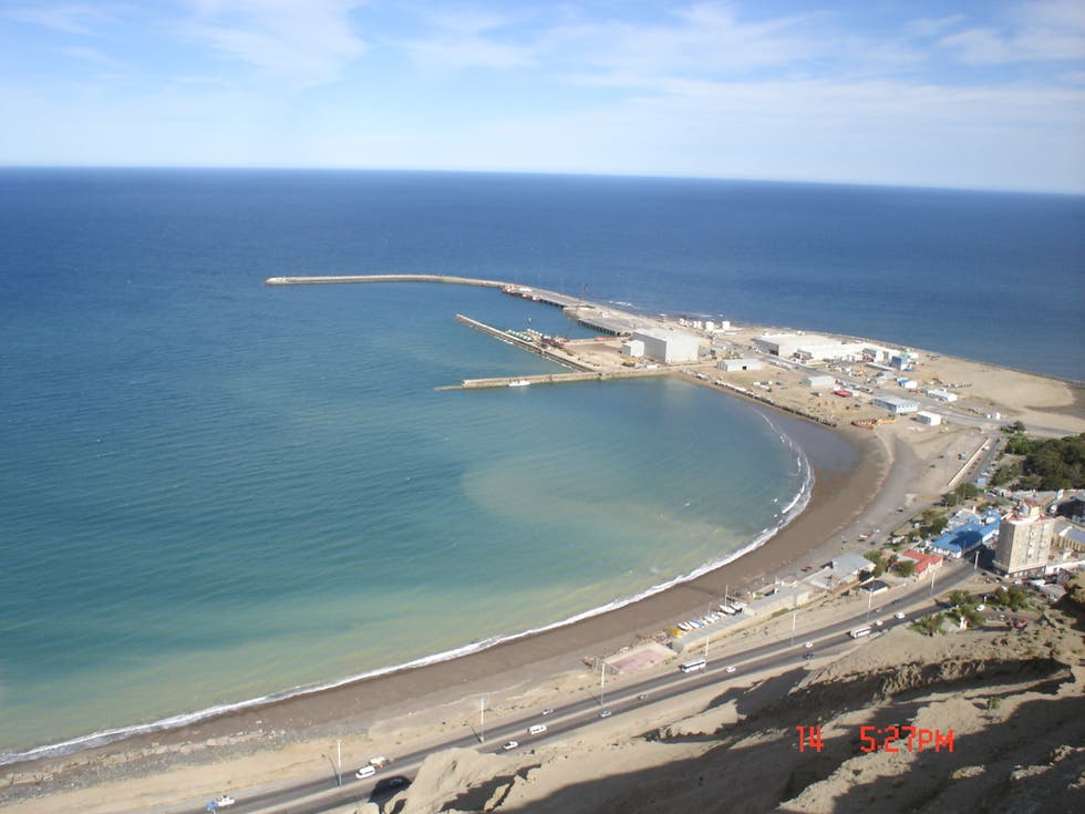 Aerial Photography in Comodoro Rivadavia