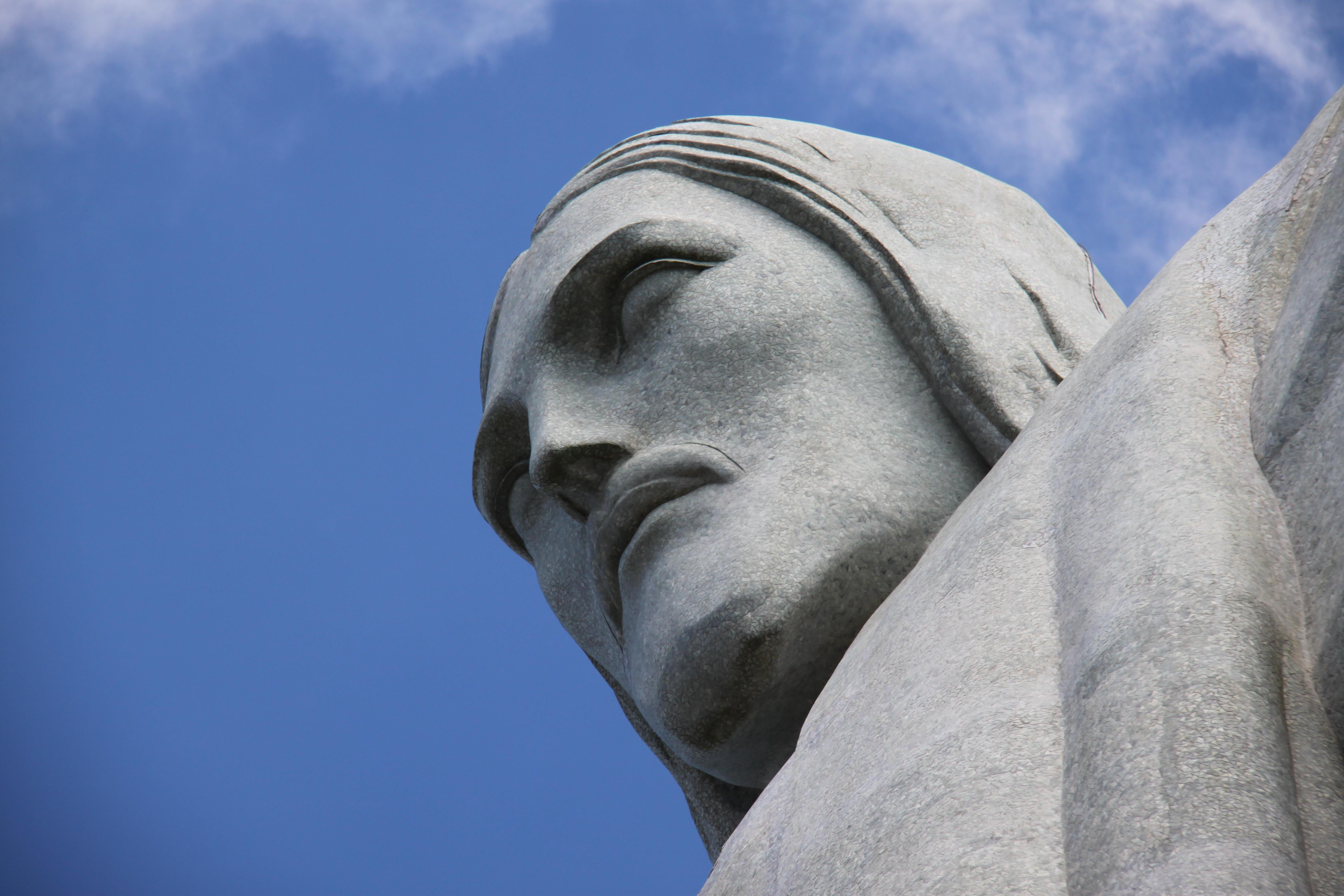 Statue in Christ the Redeemer