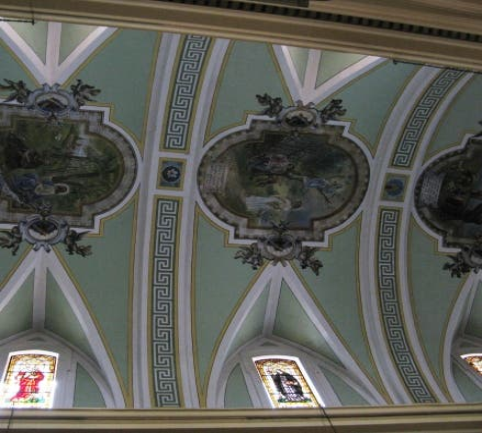 Palacio en Iglesia de San Francisco