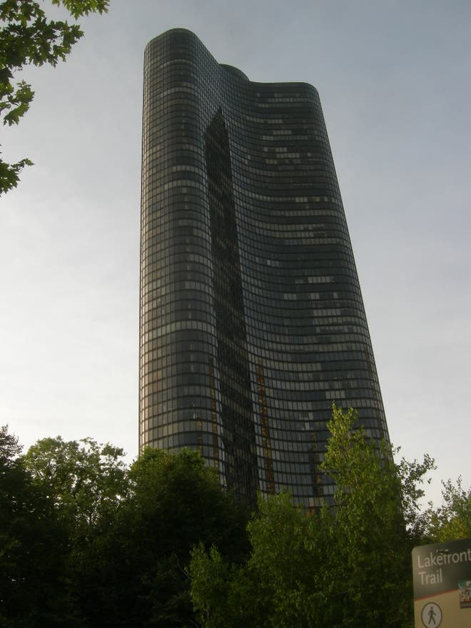 Edificio en Lake Point Tower