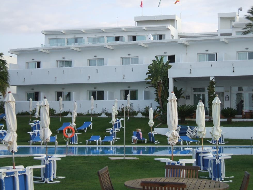 Resort en Hotel Conil Park