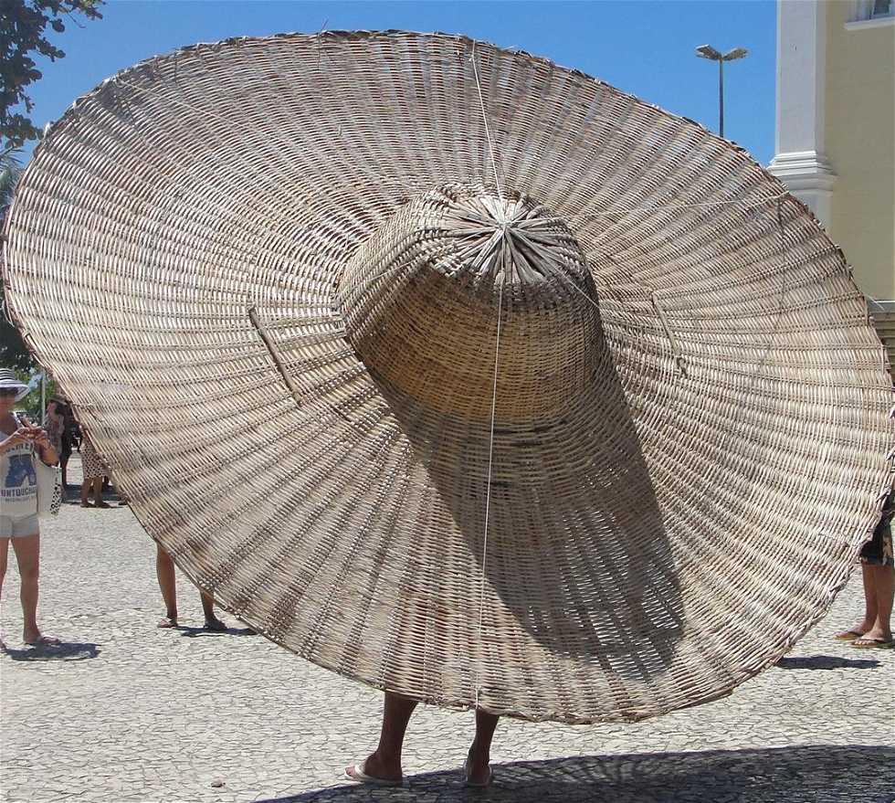 Sculpture à Ilheus