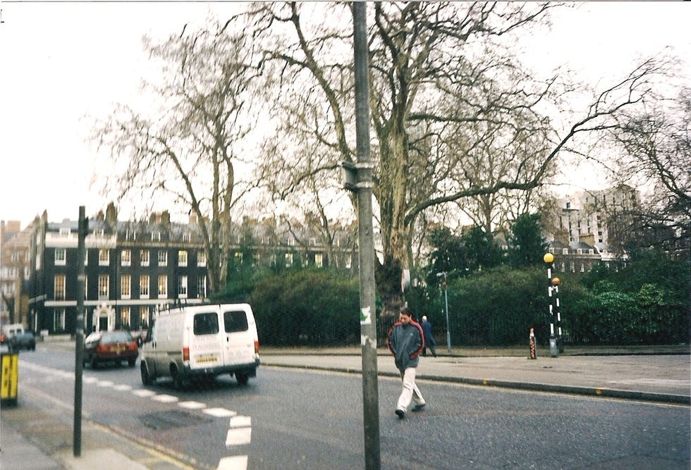 Barrio en Russell Square