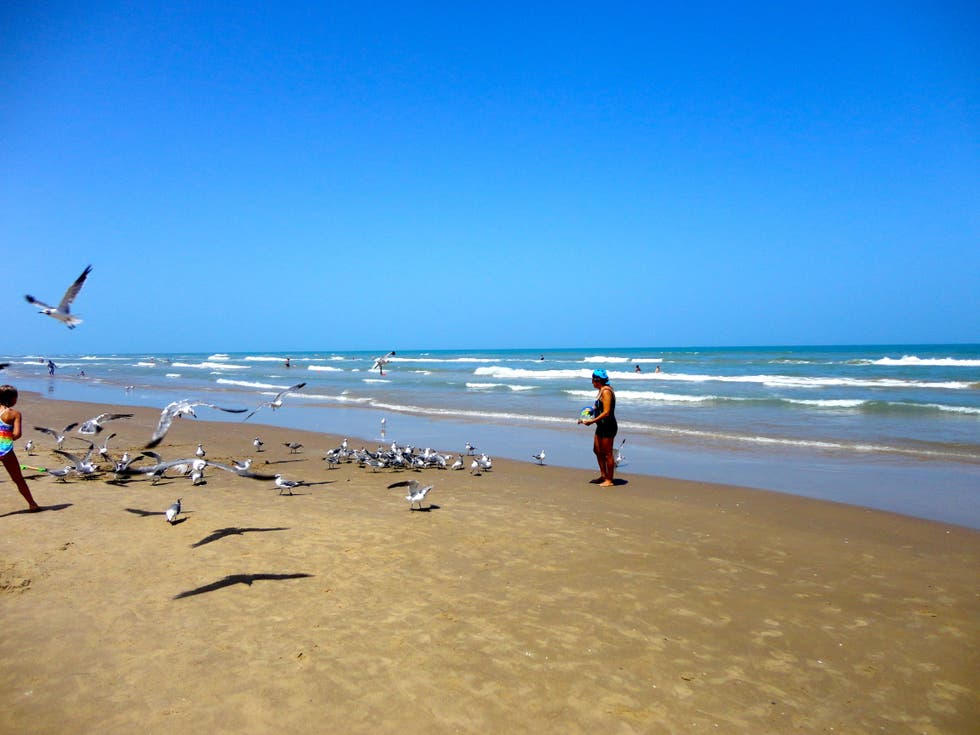 Playa en South Padre Island