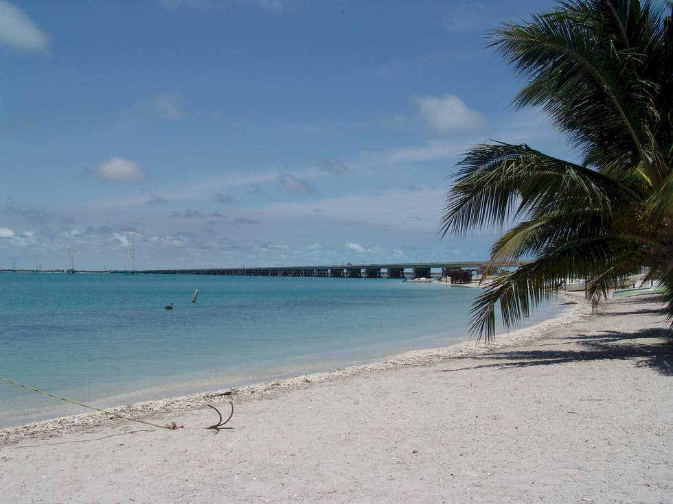 Beach in Ciudad del Carmen
