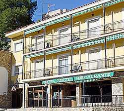 Arquitectura en Hotel Yeste