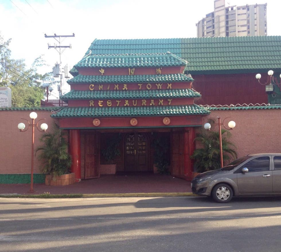 Restaurante en Restaurante China Town