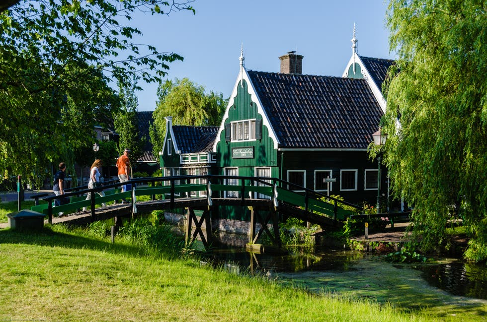 Estate in Zaandam