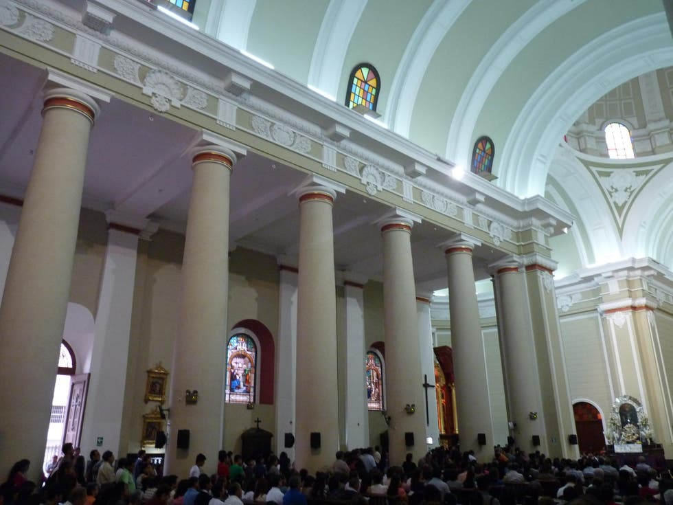 Turismo en Catedral Chiclayo