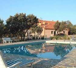 Fotos de finca en casa rural el tejarejo vila 378652 for Casa rural avila piscina