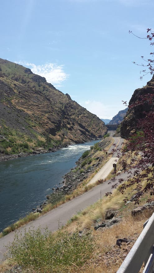 Mar en Hells Canyon