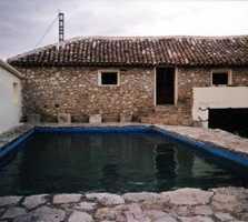 Fotos de piscina en casa rural el cabo casas rurales la - Casas en la laguna ...
