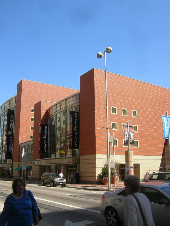 Villaggio a Aronoff Center a Cincinnati