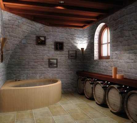 Photos de wine oil spa galerie photos for Piscine wine