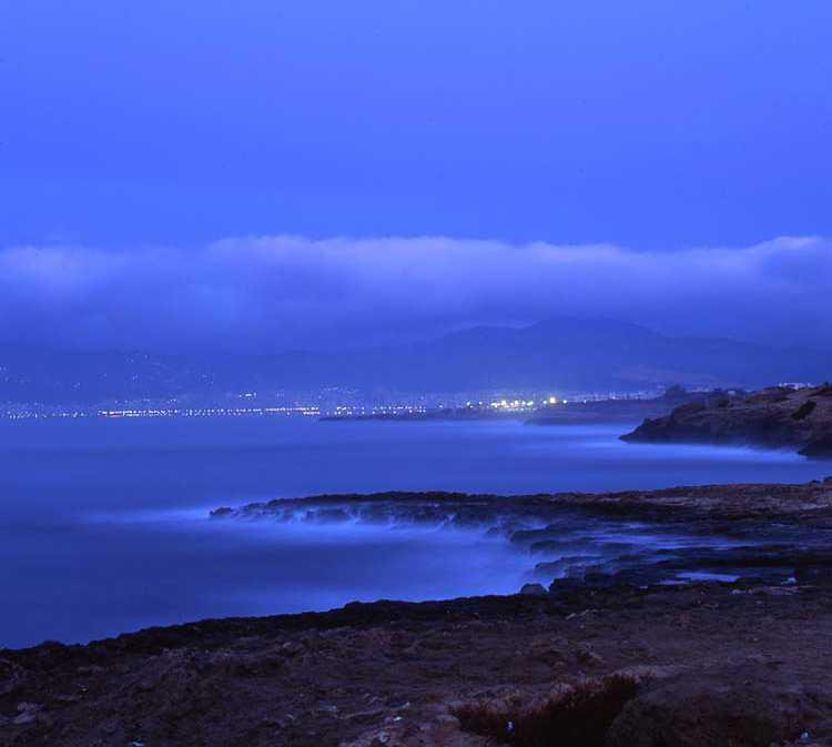 Cielo en Bahia de Palma