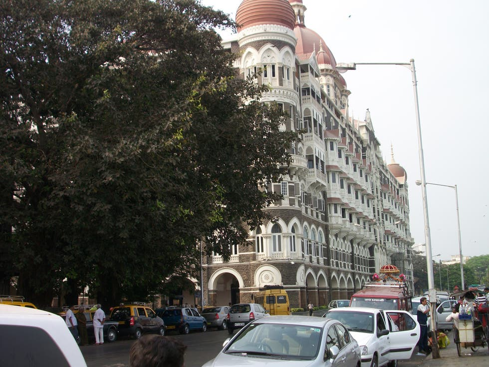 Calle en Hotel The Taj Mahal Palace