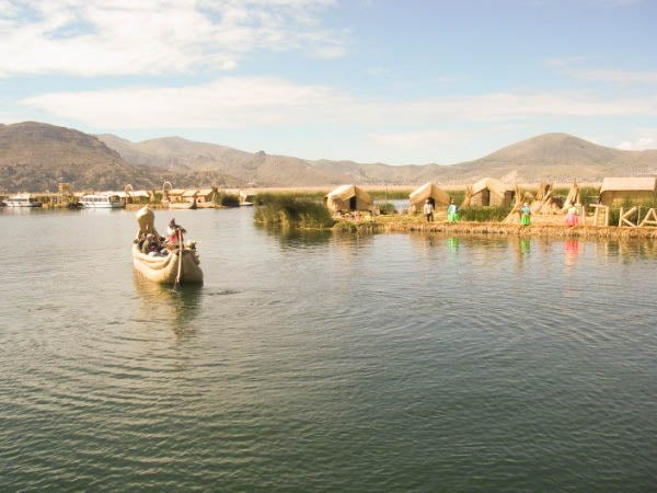 Recreational Fishing in Puno