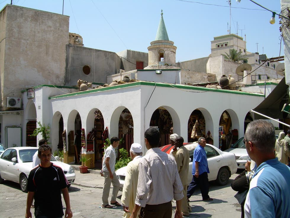 Mosque in Ajdabiya