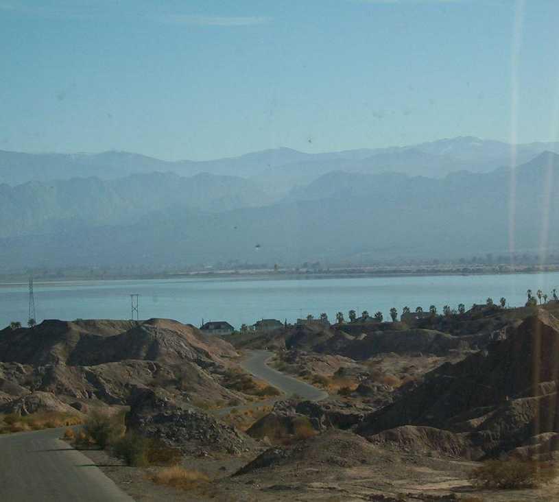 Mar en Albardón