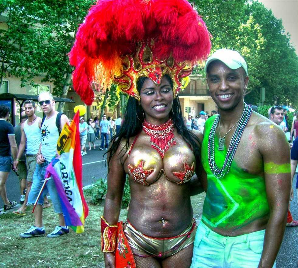 Carnaval en Día del Orgullo LGTB